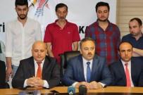 TEVEKKÜL - AK Parti'de 30'Uncu Aday Adayı Namal Oldu
