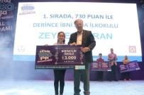 EBRAR - Aklınla 1000 Yaşa'da Finaller Nefes Kesti
