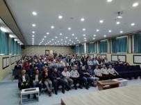 JEOLOJI - Aksaray'da Özel Güvenlik Personeline AFAD Eğitimi