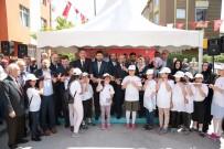 SUAT DERVIŞOĞLU - Altınşehir Mahallesi Muhtarlık Hizmet Binası Ve Bilgi Evi'nin Açılışı Yapıldı