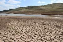 ŞEBEKE SUYU - Barajlarda Su Seviyesi Azaldı, Kuraklık Kapıda