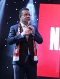 SAMSUNSPOR - Başkan Taşçı'dan Samsunspor Açıklaması