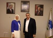 ZIYA CEVHERLI - Başkan Toçoğlu, Milletvekili Aday Adaylarını Ağırladı