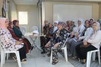 ÖZGECAN ASLAN - Berat Kandili, Özgecan Aslan Kadın Dayanışma Evi'nde Eda Edildi