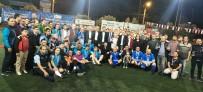 KıŞLA - Birimler Arası Futbol Turnuvasında Zabıta Müdürlüğü Şampiyon Oldu