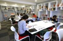 BUCA BELEDİYESİ - Buca'nın 5 Yıldızlı Gençlik Merkezine 14 Bin Üye