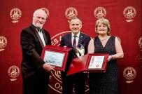 ANONIM - Budakoğlu'na Yılın Yöneticisi Ödülü Verildi