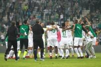 VOLKAN ŞEN - Bursaspor kazandı, ligin dibi iyice karıştı!