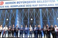 YÜKSEL ÜNAL - Büyükşehir Belediyesi, Tarsus Hali'nde Esnafın Yaralarını Sardı