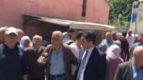 BAZ İSTASYONU - CHP'den Baz İstasyonu Eylemine Destek