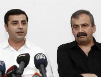 SIRRI SÜREYYA ÖNDER - HDP'li Demirtaş ve Sırrı Süreyya Önder için 5'er yıla kadar hapis istemi