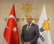MILAT - Dr. Murat Cahid Cıngı AK Parti'den Milletvekili Aday Adayı