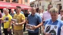 SAVAŞ SUÇLUSU - Eski Boşnak General Dudakovic'e Destek Mitingi