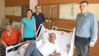 KONUŞMA BOZUKLUĞU - Felç Olan Hasta Trombolitik Yöntemiyle Sağlığına Kavuştu