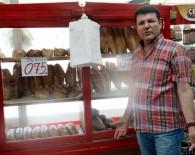 TEOMAN - Fiyatı 1 Lira Olan Ekmeği 75 Kuruşa Satınca, Davalık Oldu