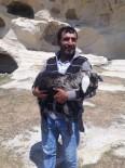 DÖĞER - Frig Vadisinde Mahsur Kalan Yavru Keçiyi AFAD Ekibi Kurtardı