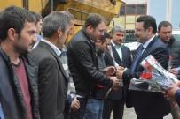 KIDEM TAZMİNATI - Genç, 1 Mayıs İşçi Bayramı'nı Kutladı