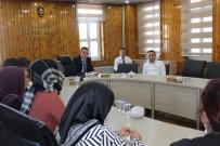 İHBAR HATTI - 'Halk Günü' Toplantıları Vatandaşla İlişkileri Güçlendiriyor