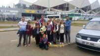 Hayalleri Gerçek Olan Bayburt'lu Öğrencilerden Burak Yılmaz'a Teşekkür