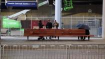 LAHEY - Hollanda'da Otobüs Şoförleri Grevde