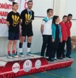 ABDULLAH YıLMAZ - İşitme Engelli Sporcu Türkiye 3. Oldu