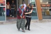 KAYNAK MAKİNESİ - İşlem Yapmak İçin Geldi Polis Merkezinde Hırsızlıktan Gözaltına Alındı