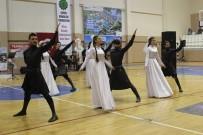 AKORDEON - Kafkas Kültürü Kocaeli'de Yaşatıldı