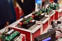 ROBOTLAR - Kahramanmaraş'ta robotlar yarıştı