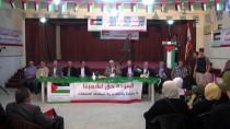ULUSAL KONSEY - Lübnan'daki Filistinli Gruplardan Ulusal Konsey Toplantılarına Tepki
