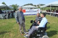 MUSTAFA YIĞIT - Manavgat Kaymakamı Mustafa Yiğit Açıklaması  'Engelliler Tabuları Yıkıyor'