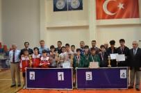 HÜSEYIN YAŞAR - Masa Tenisi Türkiye Şampiyonası Sona Erdi