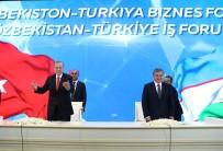 VİZE MUAFİYETİ - Mirziyoyev: Size çok yanlışlar yaptık