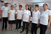 TÜRKÇE ÖĞRETMENI - Salihli'de 'Dilimiz Kimliğimizdir' Projesi