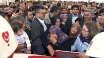 ŞIRINEVLER - Şehit İtfaiyeci Taner Çebi Son Yolculuğuna Uğurlanıyor
