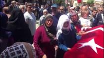 Şehit Polis Memuru Acar Son Yolculuğuna Uğurlandı