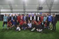 TEOMAN - Silopi'de Eğitim Bir-Sen'in Futbol Turnuvası Sona Erdi
