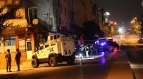 GAZİ MAHALLESİ - Sivil Polis Silahlı Saldırıda Yaralandı