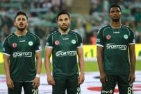 PABLO BATALLA - Spor Toto Süper Lig Açıklaması Bursaspor Açıklaması 2 - Atiker Konyaspor Açıklaması 0 (İlk Yarı)