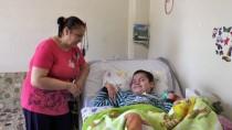 SOLUNUM YETMEZLİĞİ - Tek İsteği SMA Hastası Oğlunun İlaçlarını Alınması