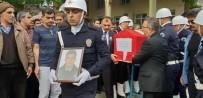 Trafik Kazasında Hayatını Kaybeden Polis, Son Yolculuğuna Uğurlandı
