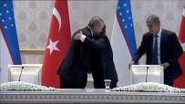 TÜRK STANDARTLARI ENSTİTÜSÜ - Türkiye İle Özbekistan Arasında 25 Anlaşma İmzalandı