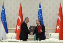 TÜRK STANDARTLARI ENSTİTÜSÜ - Türkiye Ve Özbekistan Arasında 25 Anlaşma İmzalandı
