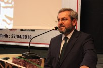 MURAT GÖĞEBAKAN - Ünüvar'dan Ceyhanlı Gençlere 'Madde Bağımlılığı' Konferansı