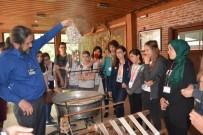 MERINOS - Yabancı Öğrenciler BUSMEK'te