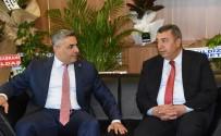 RAMAZAN ÖZCAN - Yeni Oda Ve Borsa Başkanlarından Birliktelik Açıklaması