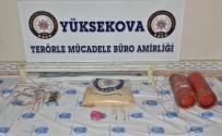YANGIN TÜPÜ - Yüksekova Ve Şemdinli'de EYP Ele Geçirildi