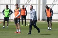 KAYACıK - A. Konyaspor, D.G. Sivasspor Maçı Hazırlıklarına Devam Etti