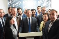 PARTİ ÜYESİ - AK Parti Çanakkale  İl Başkanı Gültekin Yıldız Oldu