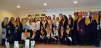 CENK ÜNLÜ - AK Parti Didim Kadın Kollarında Emel Tan Güven Tazeledi