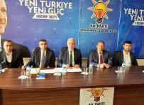 HEKİMHAN - AK Parti Malatya İl Başkanı Hakan Kahtalı Açıklaması
